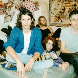 GROUPLOVE HIT BACK WITH STELLAR THIRD RECORD AND ARE GEARING UP FOR FALLS FESTIVAL